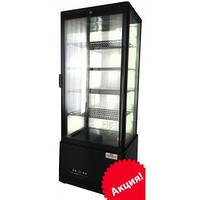 Витрина настольная холодильная Frosty RT98L-3 black