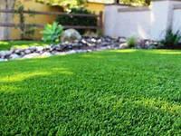 Искусственная декоративная ландшафтная трава Fungrass Domo (Бельгия) 30 мм