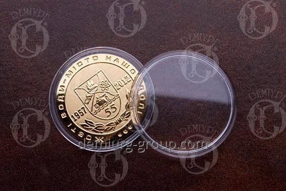 Медаль наградная в капсуле, фото 2