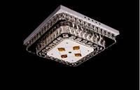 Хрустальный светильник потолочный с пультом 7085-1, фото 1