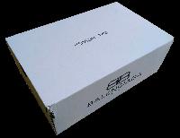 Коробка Balenciaga белого цвета картон Т21 , фото 1