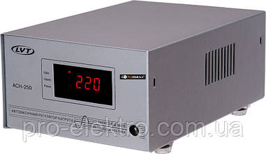 Релейный стабилизатор напряжения LVT АСН-250
