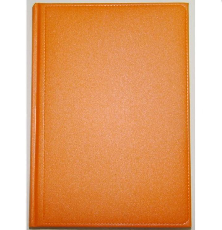 Діловий щоденник Metaphor недатований, 176арк., помаранчевий, А5