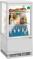 Витрина настольная холодильная BECKERS VRN 58
