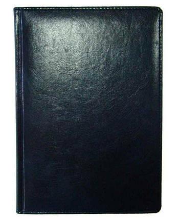 Діловий щоденник Madera недатований, синій, А5, фото 2