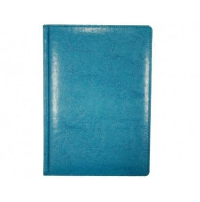 Діловий щоденник Sarif, А6, 176 аркушів, недатований, бірюзовий, ЗВ-15