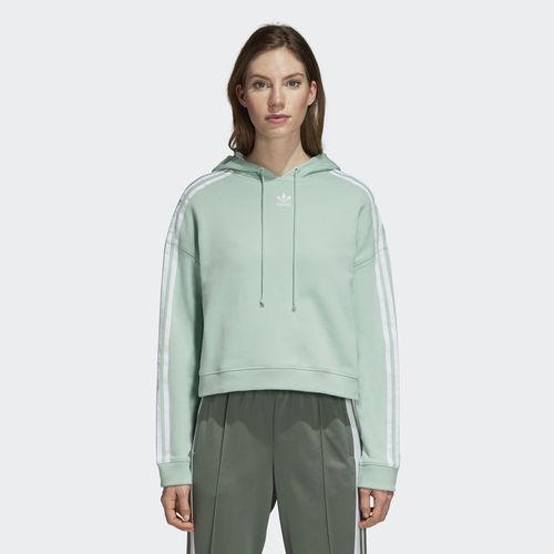 Женская толстовка Adidas Originals Cropped (Артикул: DH3131)