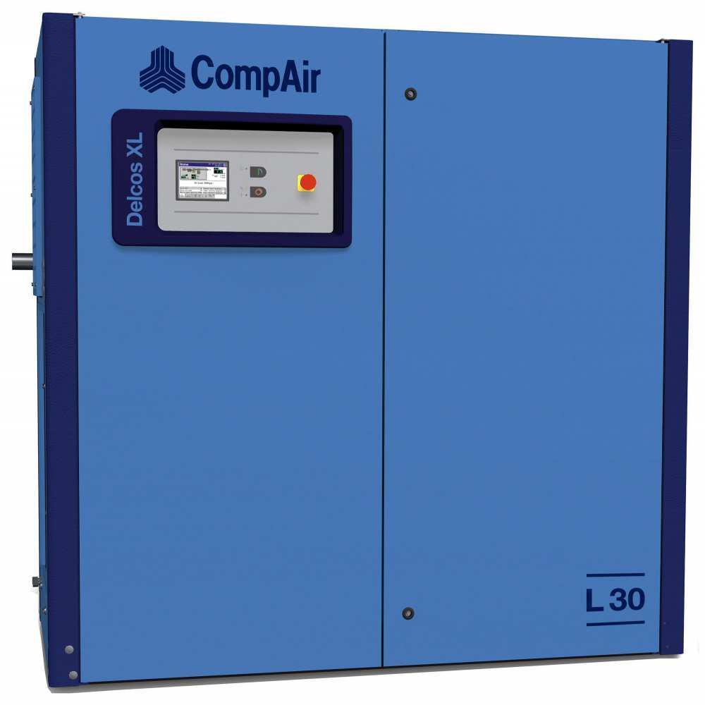 Компресор CompAir L 30 RS з частотним перетворювачем