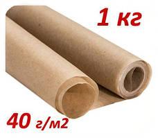 Подпергамент пищевой в рулоне 1 кг 40 г/м2