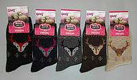 Носки женские ангора за 1 пару  35-38 раз GNG, фото 1