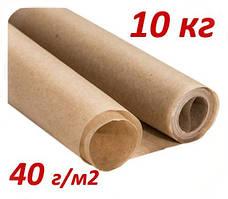 Подпергамент пищевой в рулоне 10 кг 40 г/м2