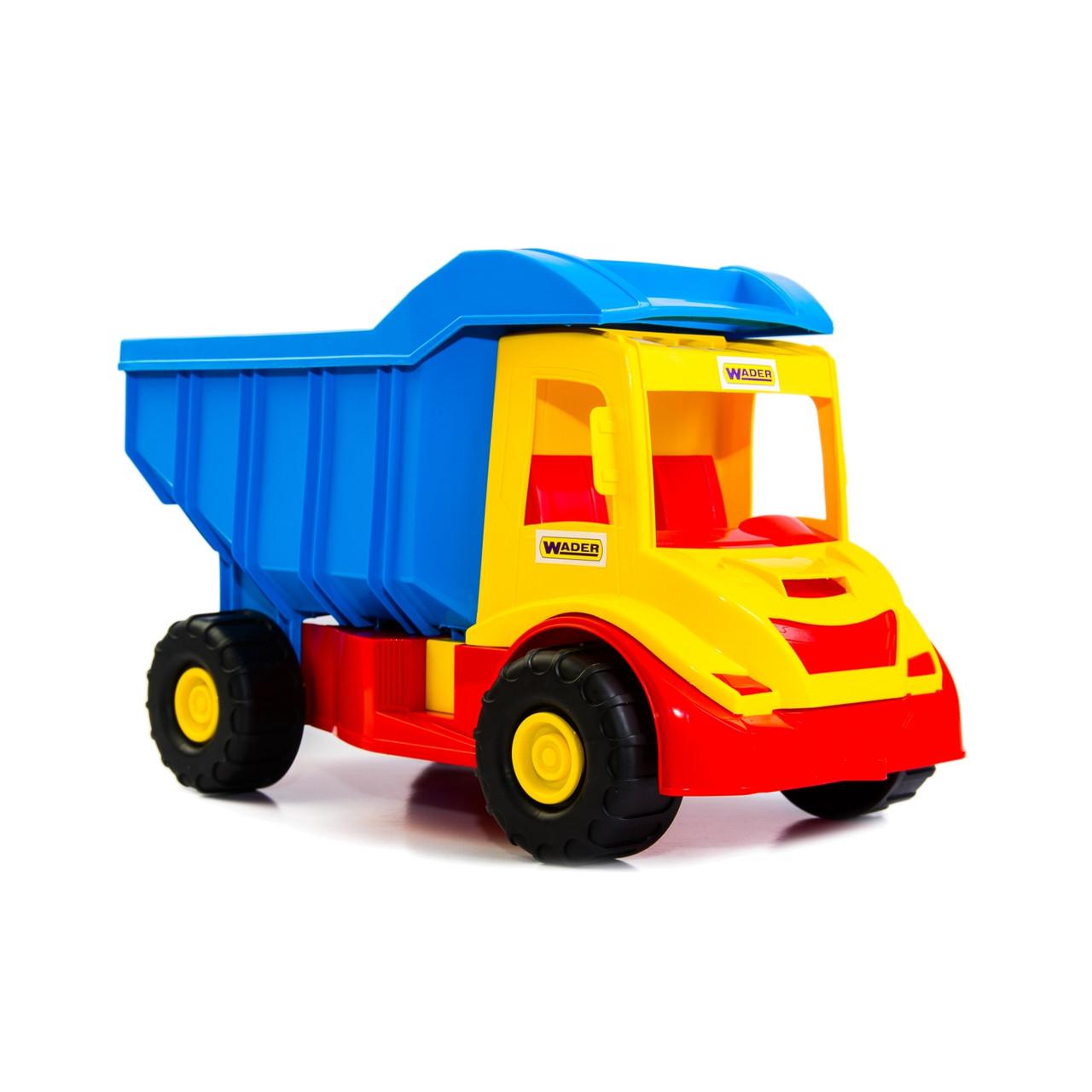 Іграшка Тигрес Multi truck Вантажний автомобіль 39217 Wader
