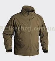 Куртка SOFT SHELL TROOPER Helikon-Tex Mud Brown