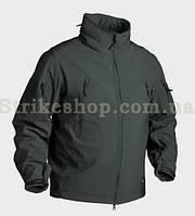 Куртка Softshell GUNFIGHTER Helikon-Tex Jungle Green