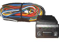 Переключатель газ - бензин для карбюраторных автомобилей с индикацией с программным устройством АЕВ 752, Итали