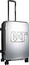 Четырехколесный чемодан CAT, 83550;95, 56л, из пластика