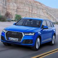Audi Q7: основные характеристики и особенности автомобиля Audi Q7
