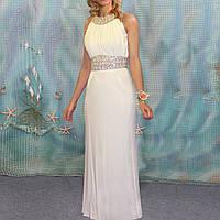 Брендовое платье вечернее AZZARO евро р.38 на наш 42-44 S  рост 155-160