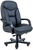 Офисное кресло Richman Максимус 124-130х57х55 см черное