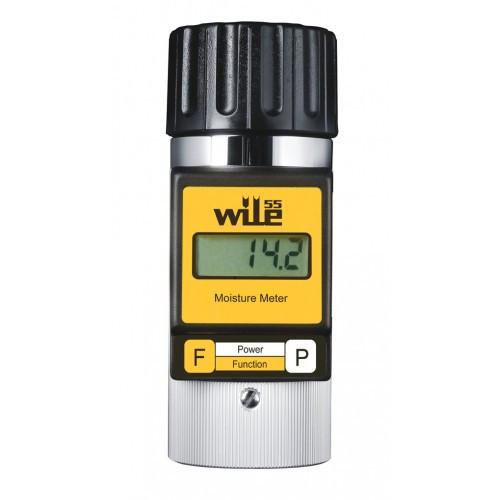 Вимірювач вологості зерна WILE 55 (вологомір)