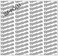 Упаковочная бумага для обуви Reebok, фото 1
