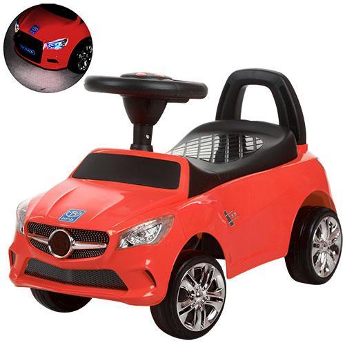 Толокар Mercedes (Bambi 3147C-3) Красный, звук и свет