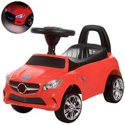 Толокар Mercedes (Bambi 3147C-3) Красный, звук и свет, фото 2