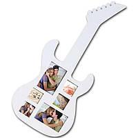 Фотоколлаж на 7 фото Гитара