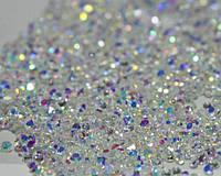 Хрустальная крошка Crystal Pixie голографическая 1440 шт., фото 1