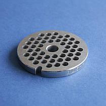 Решетка (сито) для мясорубки BOSCH 4.5 мм, фото 3