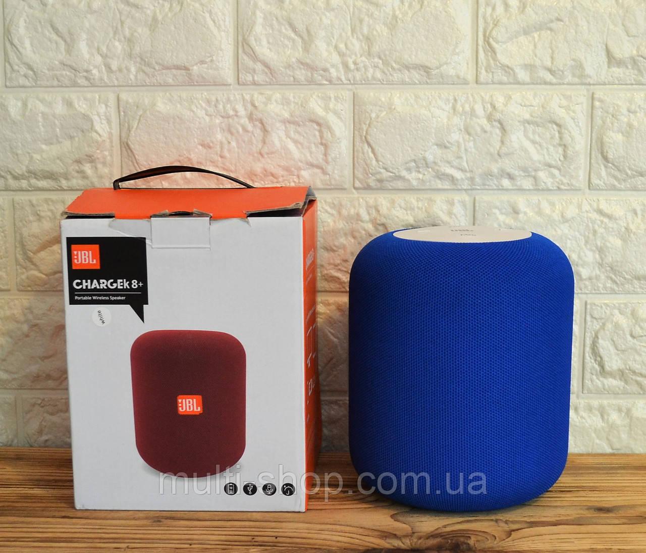 Портативная колонка Bluetooth Charge k8+ реплика