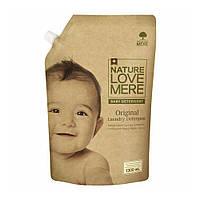 Органический гель для стирки детской одежды Nature Love Mere 1300 мл (8809402090839)
