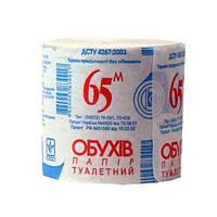 Туалетная бумага ТМ «Обухов» 65 м