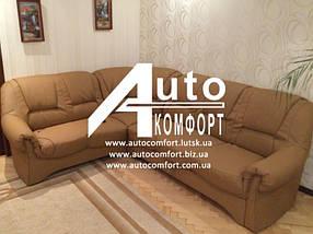 Реставрация и перетяжка домашней мебели винилом, тканью, экокожей или натуральной кожей.