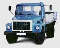 Стекло ГАЗ-3307 лобовое ветровое (пр-во. Украина)