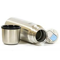 Термос 0,75 л, FBB-750B, металлик, фото 3
