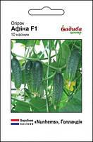 Семена огурца раннего АФИНА F1 10 семян Nunhems Нунхемс, Голландия