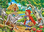 """Пазлы 60 элементов """"Красная Шапочка"""", фото 2"""