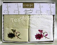 Кухонные полотенца бамбук Cestepe 2 шт, фото 1