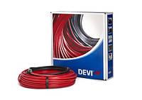 Тёплый пол кабель нагревательный Deviflex 18T 200 Вт