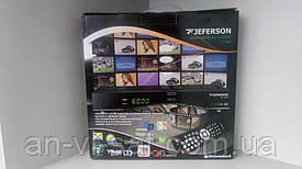 Спутниковый ресивер JEFERSON X-003+