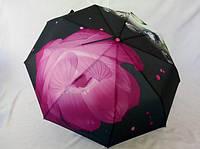Женские зонты-автоматы на 9 спиц