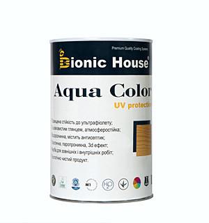 Bionic-House Aqua Color UV Protekt 1л