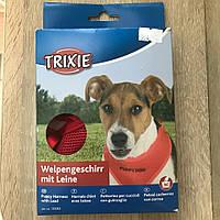 Trixie PUPPY DOG - шлея с поводком-перестежкой для щенков