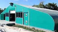 Складские помещения, здание под склад, складское здание, склад, каркасно-тентовое сооружение, БМЗ, фото 1