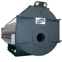 """Котел промышленный для перегретой воды, жаротрубный, трехходовой """"IVAR XV/AS 3000"""" (3489 квт)"""