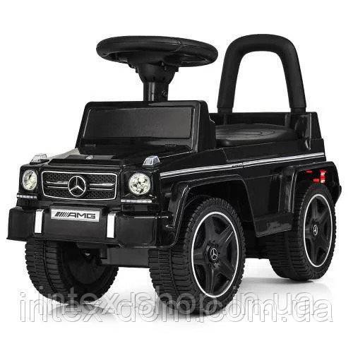 Каталка-толокар Bambi Mercedes JQ663-2 Black