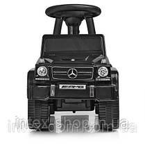 Каталка-толокар Bambi Mercedes JQ663-2 Black, фото 2