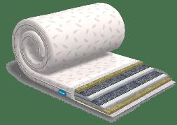 Топпер-футон USLEEP SleepRoll Extra Linen (без поролона)