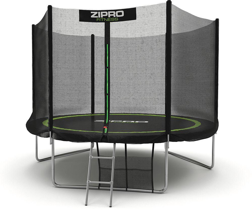 Батут с внешней сеткой Zipro Fitness 312 см
